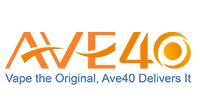 Vape Expo 大阪の出展社のAVE40